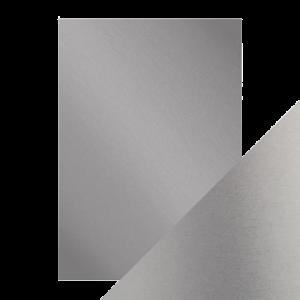 A-4 Metalkarton  5 Ark 280 G Sølv