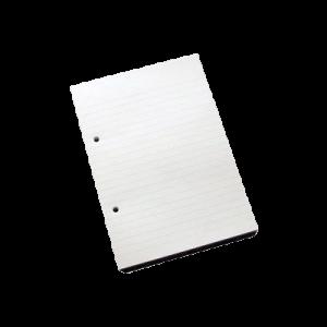 Standardblok A/5 - Lin. (10 Stk)