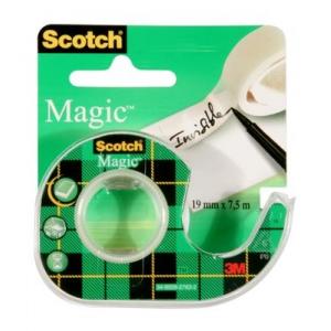 Tape Scotch Magic 810 Tape-19X7,5 Dispenser