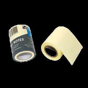 Sticky Notes Roll Refill 6 Cm x 10 M Gul