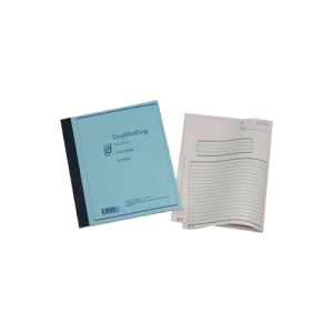Duplikatbog Ferco 7172-Selvkopi