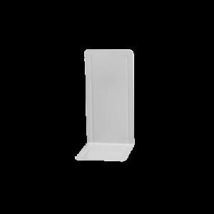 Bogstøtter 20 Cm - Grå (2 Stk) - Wedo
