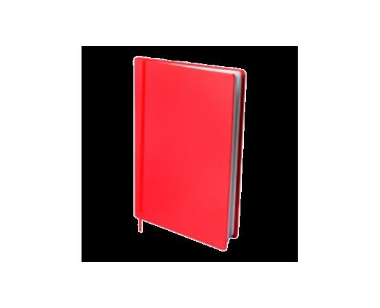 """Bogomslag Stræk"""" A4 Rød"""""""