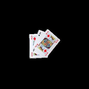 Spillekort - Lilje Dobb. 55 Kort (2411)