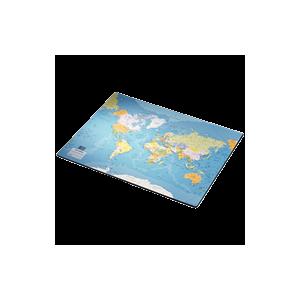 Skriveunderlag Verdenskort 40X65