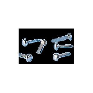 Paperbinders Metal 12,4X10,2X7 Ca. 100 Stk