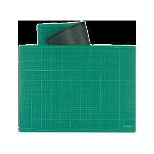 Skæreplade Grøn/Sort 60X45