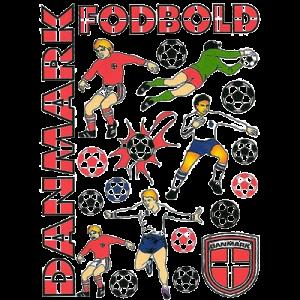 Stickers Fodboldspillere