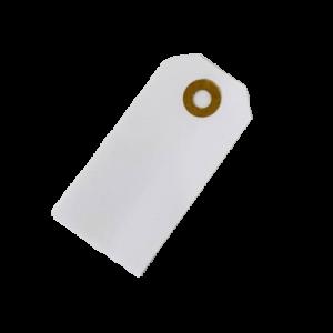 Manillamærker A-2 40 X 80Mm Hivd Plast - 1.000 Stk