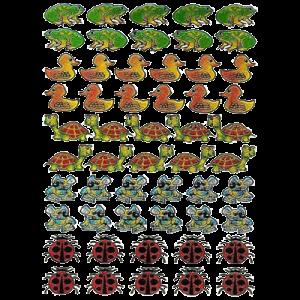Stickers Små Dyr