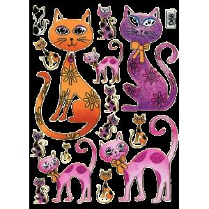 Stickers Katte