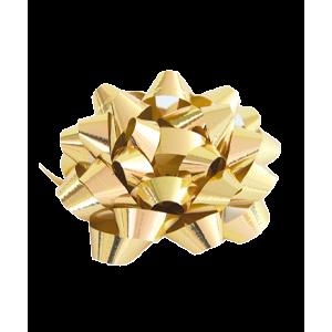 Rosetter Metallic  Guld 36 Stk I Ps