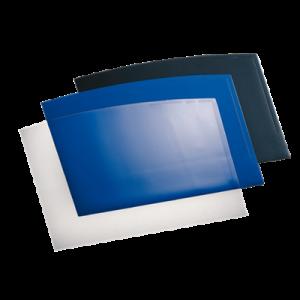 Skriveunderlag 50 X 65 Cm Blå
