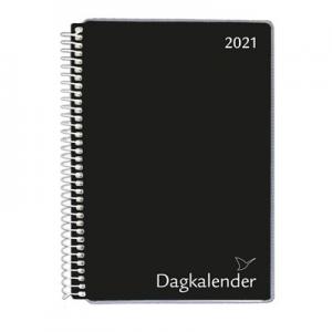 Spiral Dagkalender 2021 Sort