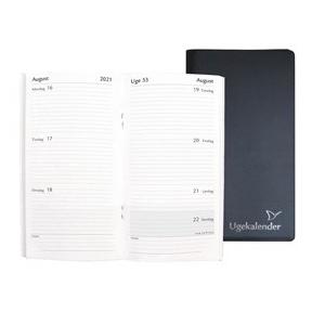 Ugekalender 2021 Sort 2-Fløjet M. Blok