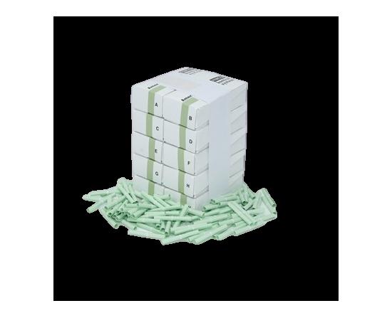 Amk. Lotteri 1-100 Lys Grøn