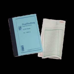 Duplikatbog 10012