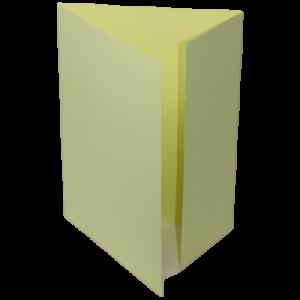 Mappe Dkf-103/8, A4 - Yellow