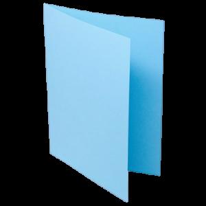 Mappe Dkf-300, Folio - Blå