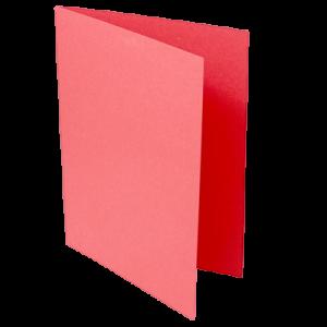 Mappe Dkf-300, Folio - Rød