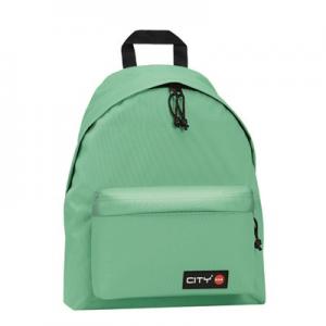 CITY Taske -Drop 17 -Pale Green - 41X30,5X15,5Cm 24L