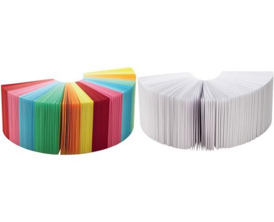 Kubus - Blok - Farvet (8812)