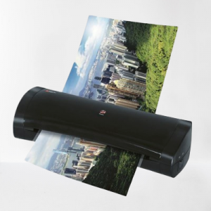 Lamineringsmaskine A4 Monolith Eco -Sort