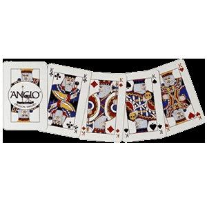 "Spillekort - Anglo"" Enkelt Jumbo"""