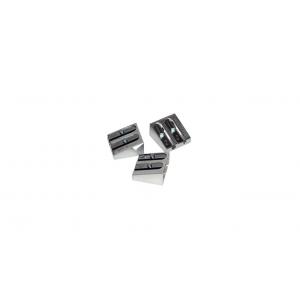Blyantspidser Dobbelt - Metal (410)