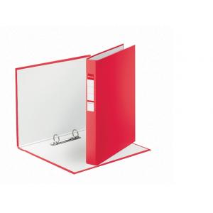 Ringordner A4 2R M / Etiket - Rød