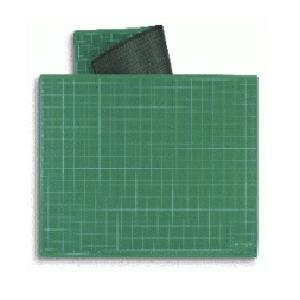 Skæreplade Grøn/Sort 30X22