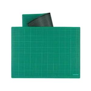 Skæreplade Grøn/Sort 45X30