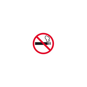 Pictogram Rygning Forbudt