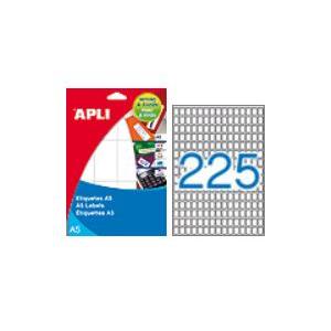 Etiket 8 X 12 Mm Mappe A-5